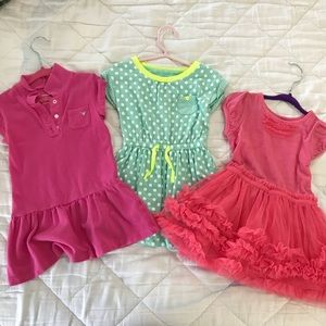 Other - Girls 3t dress bundle!